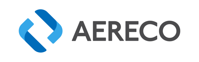 AERECO logotype RGB horizontal