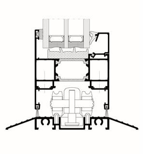 MB-86 FOLD LINE