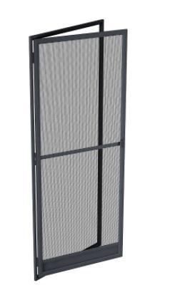 MRO – moskitiera ramkowa otwierana