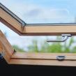 Okna PCV brązowe