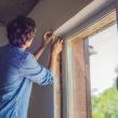 Izolacja okien - obraz