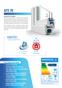 APX 70 – broszura informacyjna PLASTIXAL 2