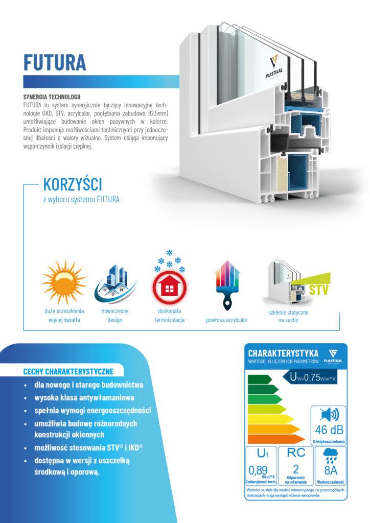 FUTURA - broszura informacyjna PLASTIXAL 2