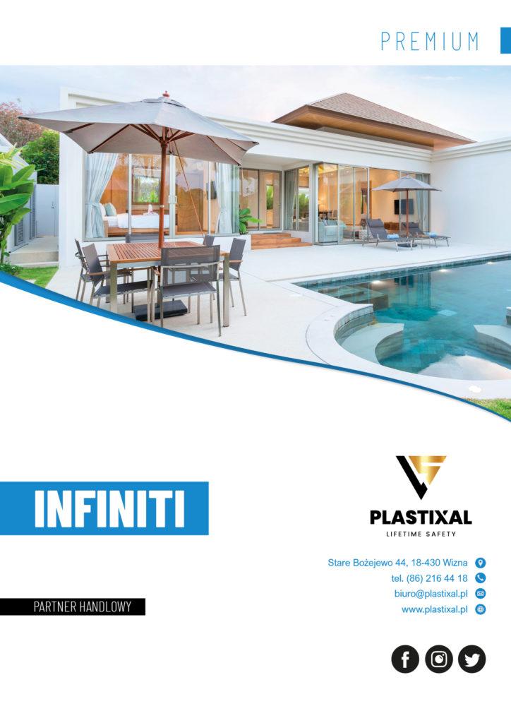 INFINITI - broszura informacyjna PLASTIXAL