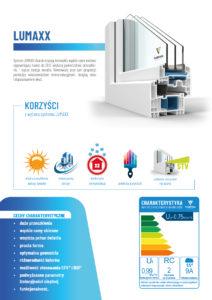 LUMAXX – broszura informacyjna PLASTIXAL 2