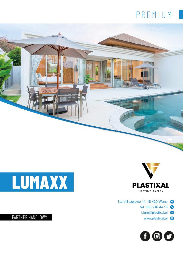 LUMAXX - broszura informacyjna PLASTIXAL