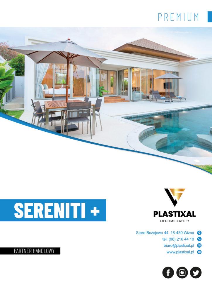 SERENITI PLUS - broszura informacyjna PLASTIXAL