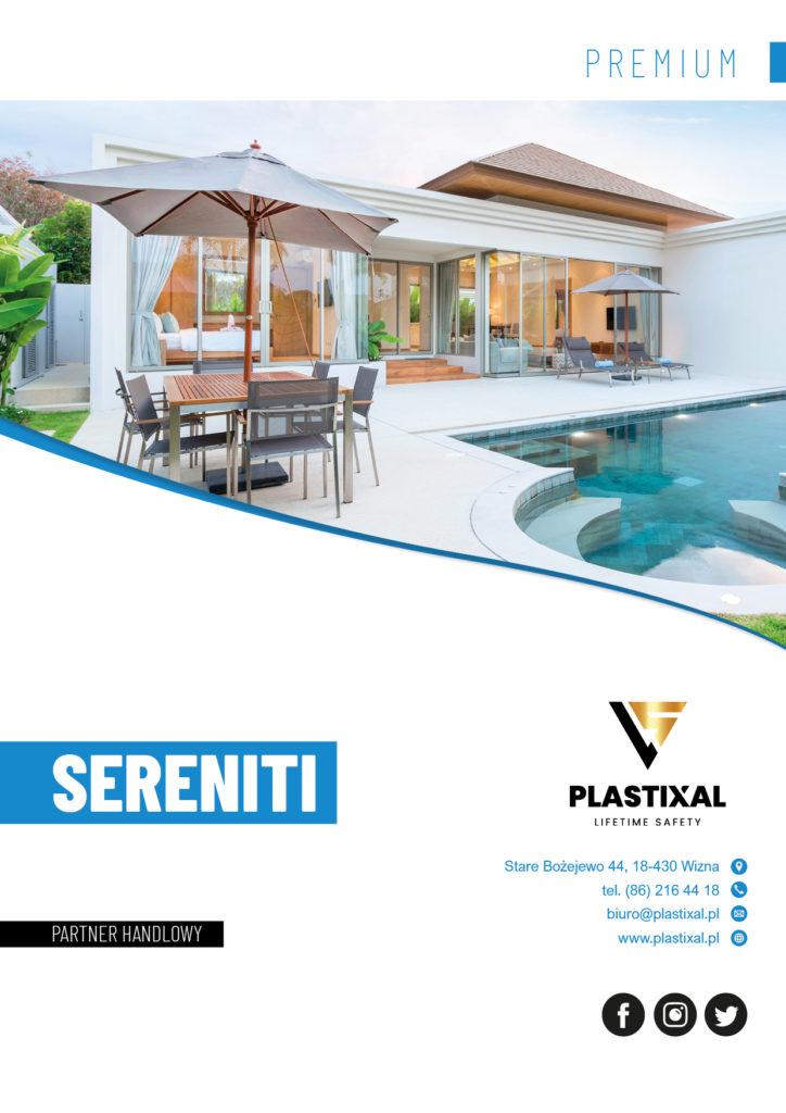 SERENITI - broszura informacyjna PLASTIXAL