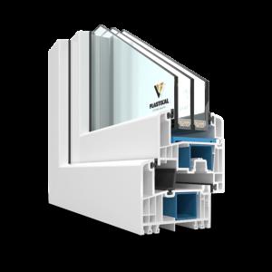 Sereniti Plastixal - profil S9000 Gealan