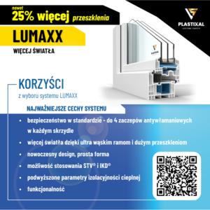 Lumaxx Plastixal Gealan profile