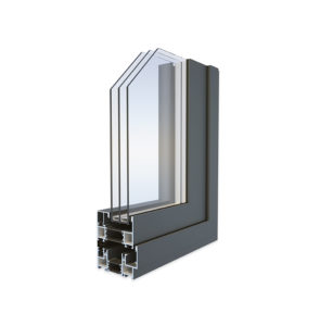 Plastixal Decalu folding doors