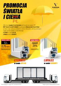 Promocja światła i ciepła Lumaxx Eterniti HST Sereniti Infiniti Smoovio Smart Slide