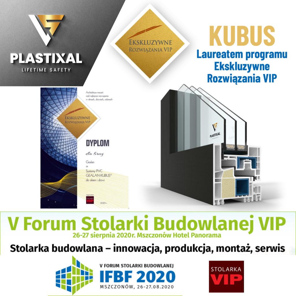 Kubus Stolarka VIP Plastixal