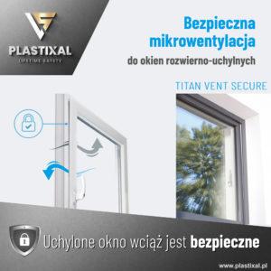 mikrowentylacja vent secure