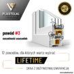 Lifetime Okna z dożywotnią gwarancją Plastixal