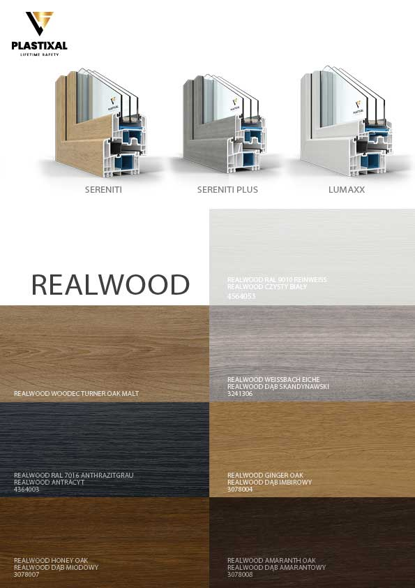 paleta oklein realwood w promocji Plastixal